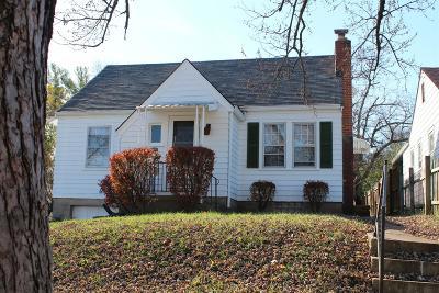 Hamilton Single Family Home For Sale: 761 Ridgewood Avenue