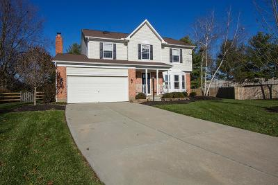 Mason Single Family Home For Sale: 6320 Redwood Court