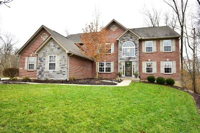 Clermont County Single Family Home For Sale: 857 Trappers Crossing