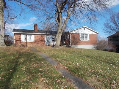 HILLSBORO Single Family Home For Sale: 420 W Walnut Street
