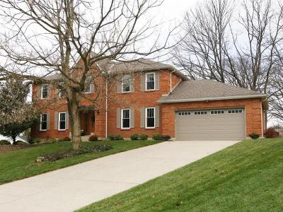 West Chester Single Family Home For Sale: 7206 Adena Court
