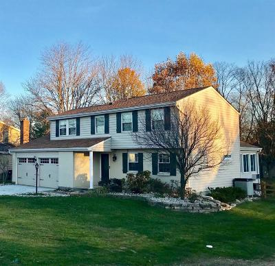 Mason Single Family Home For Sale: 3983 Irwin Simpson