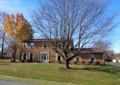 West Chester Single Family Home For Sale: 7397 Chinook Drive