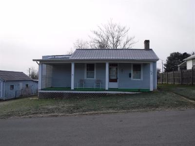 HILLSBORO Single Family Home For Sale: 337 E South Street