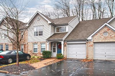 Clermont County Condo/Townhouse For Sale: 489 Mapleport Way #G