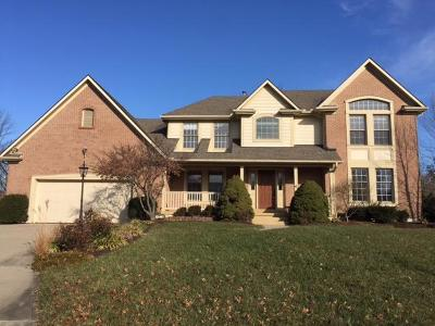 Warren County Single Family Home For Sale: 4730 Carriage Drive