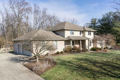 Butler County Single Family Home For Sale: 38 Tabor Lane