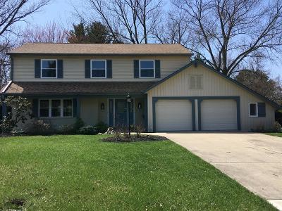 Hamilton County Single Family Home For Sale: 7397 Baywind Drive
