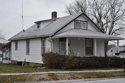 Hamilton Single Family Home For Sale: 648 Haldimand Avenue
