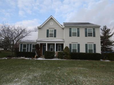 West Chester Single Family Home For Sale: 6317 Cardington Place