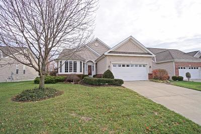 Hamilton Single Family Home For Sale: 6274 Thicket Lake Lane