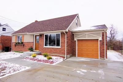 Mason Single Family Home For Sale: 540 Western Row