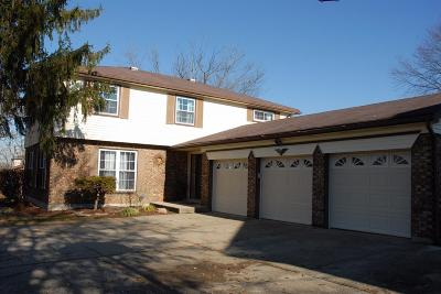 Fairfield Single Family Home For Sale: 5834 Sigmon Way