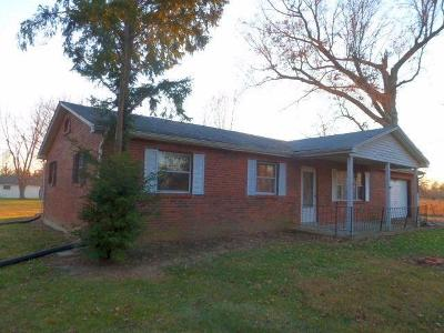 Clermont County Single Family Home For Sale: 2173 Lindale Nicholsville Road