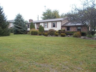 Liberty Twp Single Family Home For Sale: 6864 Millikin Road