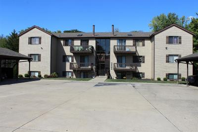 Fairfield Condo/Townhouse For Sale: 2070 Woodtrail Drive