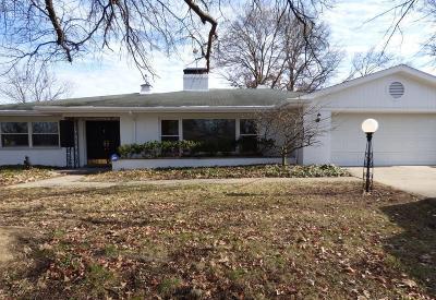 Hamilton County Single Family Home For Sale: 2978 Blue Haven Terrace