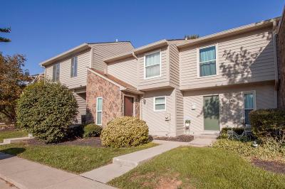 West Chester Condo/Townhouse For Sale: 4946 Columbia Circle