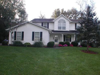 Fairfield Single Family Home For Sale: 2327 Eastridge Drive