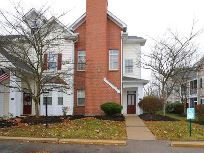 Warren County Condo/Townhouse For Sale: 7601 Mansion Circle #B