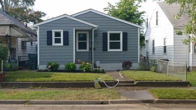 Hamilton Single Family Home For Sale: 1106 Ross Avenue