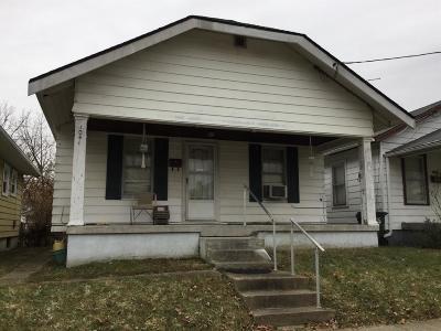 Hamilton Single Family Home For Sale: 1041 Franklin Street