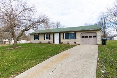 Clermont County Single Family Home For Sale: 1507 Royal Oak Court