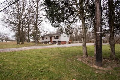 Clermont County Single Family Home For Sale: 6731 St Rt 48