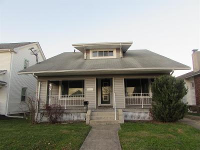 Hamilton Single Family Home For Sale: 1004 Clinton Avenue
