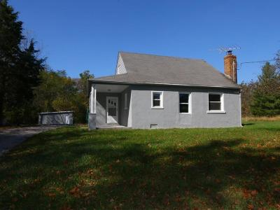 Clermont County Single Family Home For Sale: 5453 Brushy Fork Road