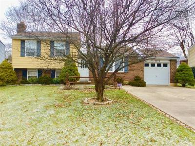 Clermont County Single Family Home For Sale: 5746 Buckwheat Road