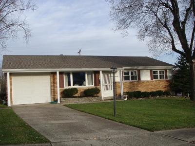 Butler County Single Family Home For Sale: 404 Hartford Drive