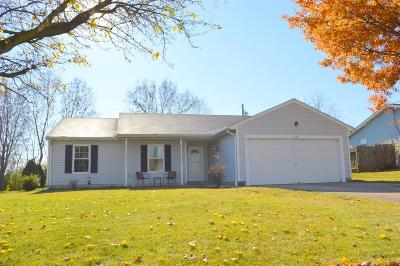 Butler County Single Family Home For Sale: 245 Stillpass Way