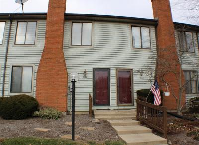Butler County Condo/Townhouse For Sale: 7670 Granby Way