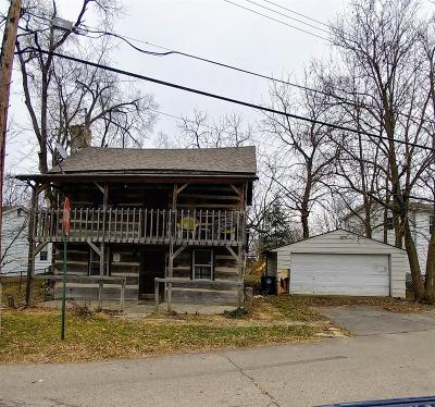 Butler County Single Family Home For Sale: 122 North Second Street