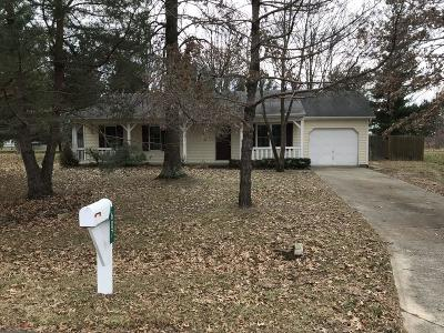 Clermont County Single Family Home For Sale: 607 Easter Road