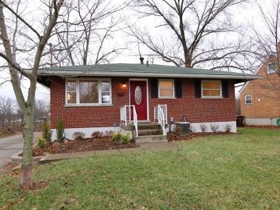 Hamilton County Single Family Home For Sale: 3333 Alexis Road
