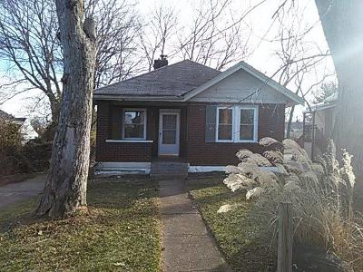 Hamilton County Single Family Home For Sale: 8100 Dalton Avenue