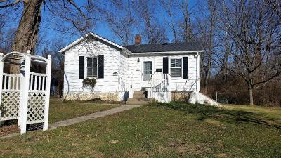 Hamilton County Single Family Home For Sale: 1180 North Troy Avenue