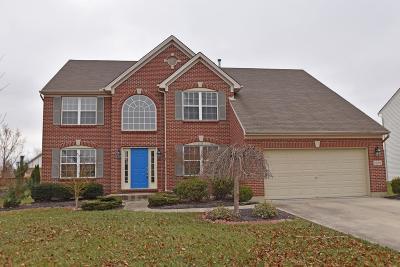 Warren County Single Family Home For Sale: 6659 English Garden Way
