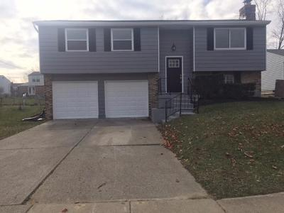 Hamilton County Single Family Home For Sale: 1351 West Kemper