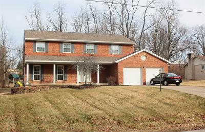 Butler County Single Family Home For Sale: 8062 Hickory Hill Lane