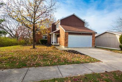 Butler County Single Family Home For Sale: 8185 Pepperwood Drive