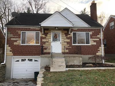 Hamilton County Single Family Home For Sale: 4209 Widhoff Lane