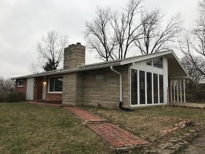 Butler County Single Family Home For Sale: 7489 West Chester Road