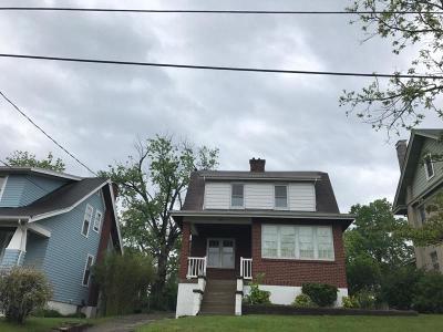 Hamilton County Single Family Home For Sale: 2473 Wahl Terrace