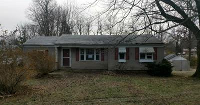 Clermont County Single Family Home For Sale: 4242 Brookside Drive