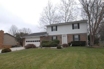Single Family Home For Sale: 5864 Green Crest Drive