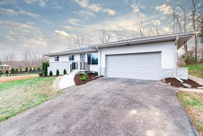 Single Family Home For Sale: 8075 Hopper Road