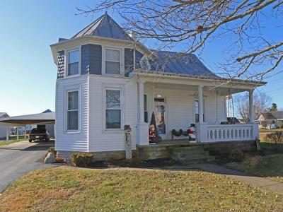 Winchester OH Single Family Home For Sale: $159,900